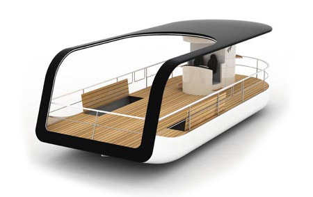 bio 21 the argo boat design