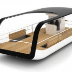 """The Argo"", Conceptual Boat Design Has Won Bio 21 Quality Concept Award"