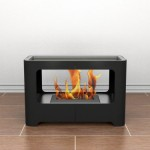 BIO KAMIN, Ethanol Fireplace with Air Humidifier