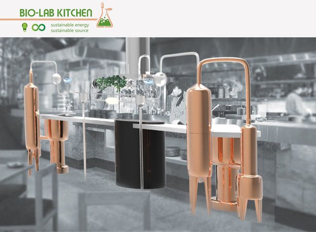 BIO-LAB Kitchen by Selin Koşağan