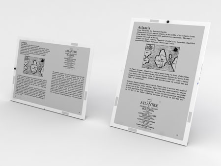 biodomotica e-book reader