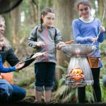 BioLite BaseCamp Stove Turns Wood Fire to Usable Electricity
