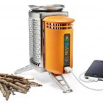 BioLite CampStove Cooks Your Food and Recharges Your Gadgets