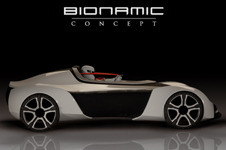 bionamic car concept