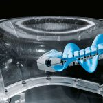 Cuttlefish Inspired BionicFinWave Underwater Robot Uses Fins to Proper Itself
