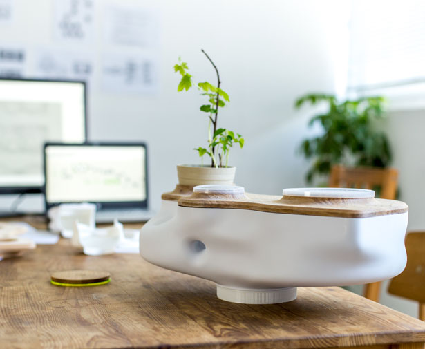 Biovessel: An Ecosystem Powered by Food Waste by Bionicraft