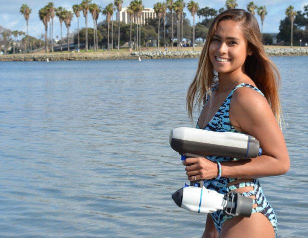 Bixpy Jet: Water Propulsion System for Your Watersports