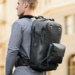 Black Ember Citadel Modular Backpacks to Protect Your Critical Gear