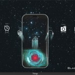 Black Hole Concept Mobile Phone by Seunghan Song