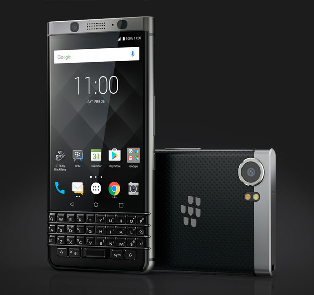 BlackBerry KEYone Smartphone is Now Powered by Android