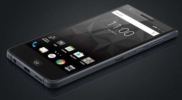 BlackBerry Motion Smartphone is Now Powered by Android