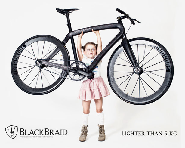 Blackbraid Bike by PG-Bikes
