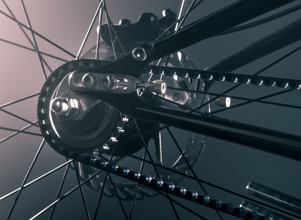 Blackline : Ultimate Urban Utility Bicycle by MNML and Method Bicycle (Team CHI)