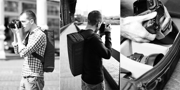 Blackstone Bags Urban Quiver Camera Bag