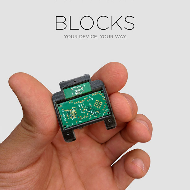 Blocks Modular Smartwatches
