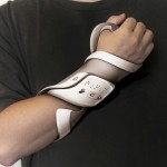 Easy To Use Strap-On Blood Pressure Monitor For The Blind And Visually Impaired Has Braille Display
