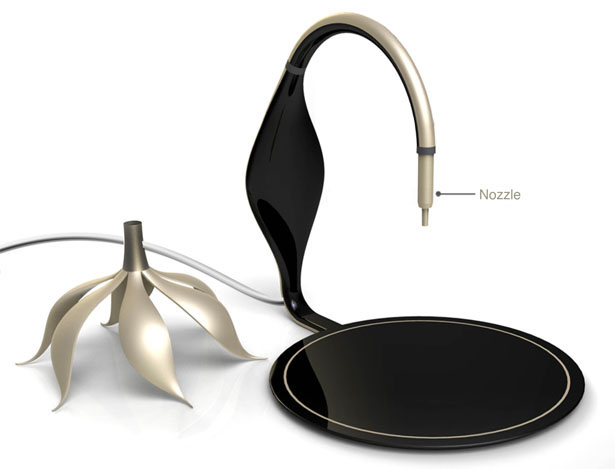 Bloom Kitchen Utensil by Aakanksha Rajhans