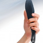 Blue Whales Flexible Rubber Shower Head by Kim Sangun