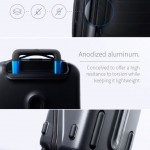 Bluesmart : Wold's First Smart Carry-On Suitcase for Smart Traveler