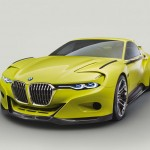 BMW 3.0 CSL Hommage Was Inspired by Timeless Classic BMW Coupe from 1970s