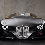 BMW 328 Hommage Concept Car Design Was Inspired by The Legendary 328 Model