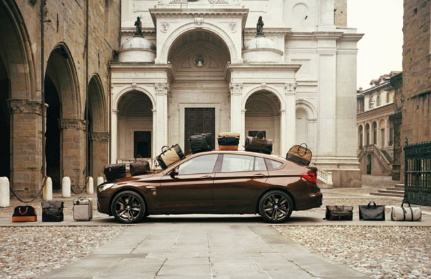Luxury BMW 5-Series Gran Turismo Trussardi