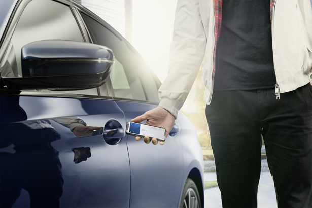 BMW Now Supports iPhone Digital Key - Now You Can Open BWM Car with iPhone CarKey