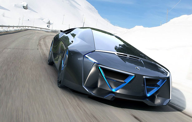 BMW Shooting Break Concept Car for The Year of 2025