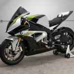 BMW Motorrad Concept eRR Sportsbike Features All-Electric Drive