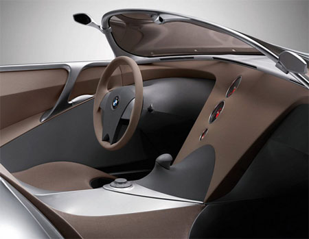bmw gina light car concept