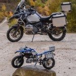 BMW Hover Ride Design Concept Is An Alternative Model from Parts of LEGO Technic BMW R 1200 GS Adventure