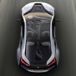 BMW i8 Concept Combines High Performance of A Sports Car With Fuel Efficient of a Small Car