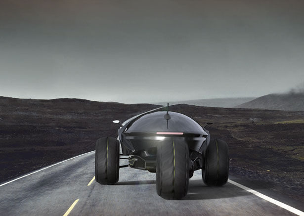 iT Concept Vehicle Could be BMW Isetta's Off-Road Cousin