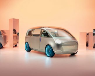 BMW Mini Vision Urbanaut Concept Has Become Tangible Reality