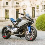 BMW Motorrad 9cento Concept Motorbike Offers a Good Sense of Balance on Two Wheels