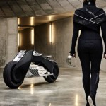 BMW Motorrad VISION NEXT 100 Motorcycle Offers Analogue Experience in A Digital Era