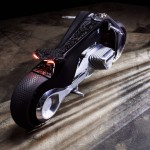 BMW Motorrad VISION NEXT 100 The Great Escape Futuristic Motorcycle