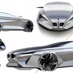 BMW Opulence Concept Car by Swaroop Roy