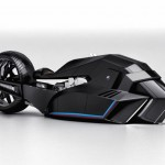BMW Titan Concept Motorcycle Aims to Break Land Speed Records at Bonneville Salt Flats