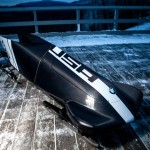 BMW M2 2-Man Bobsled Combines World-Class Design and Hi-Tech Engineering