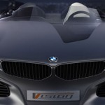 BMW Vision EfficientDynamics Concept Features ConnectedDrive Technology