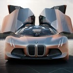 BMW Vision Next 100 Concept - Futuristic Car Concept Aims to Become Your Ultimate Driving Companion