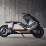 BMW Motorrad Concept Link : Freedom to Move and Stay Connected