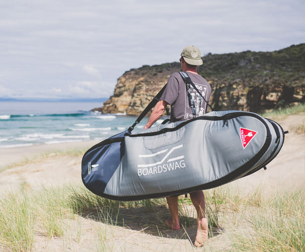 Boardswag - Surfboard Bag Doubles as A Tent