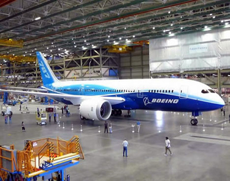 Boeing's Groundbreaking 787 Dreamliner Airplane