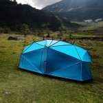 Bolt Tent - Mobile Lightning Protective Shelter