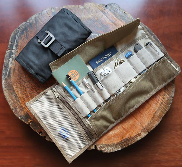 Bond Travel Gear Tool Roll