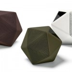 BOOM BOOM Wireless Portable Speaker Features Attractive Hexagonal Shape