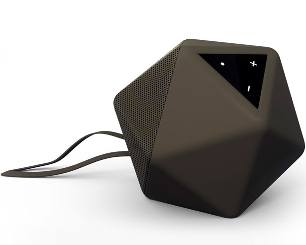 BOOM BOOM Portable Speaker by Mathieu Lehanneur