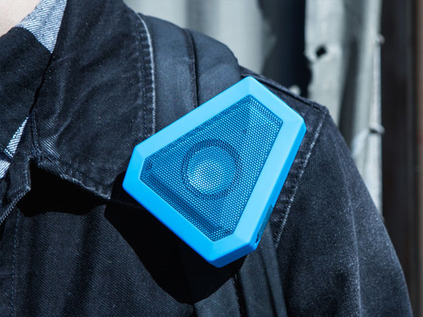 Boombotix Mini Bluetooth Ultraportable Wireless Speaker